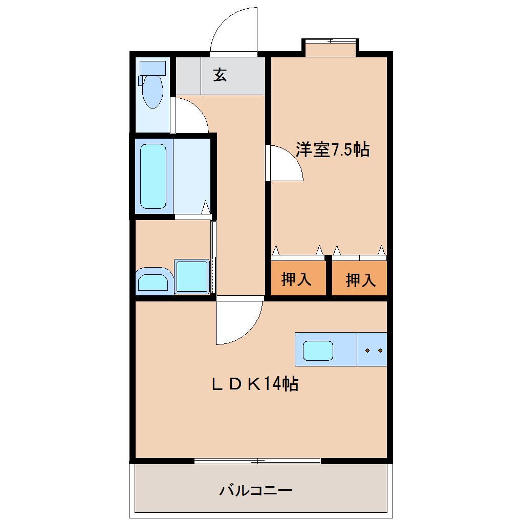 ニチエン大橋(A号室)