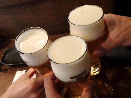 58生ビール