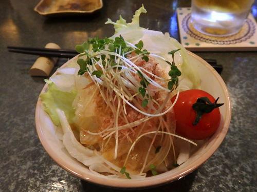 04新玉ねぎサラダ