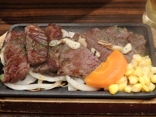 42上肉2種盛りヘレ特上ハラミ