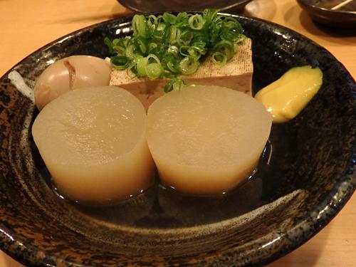 17大根玉子豆腐