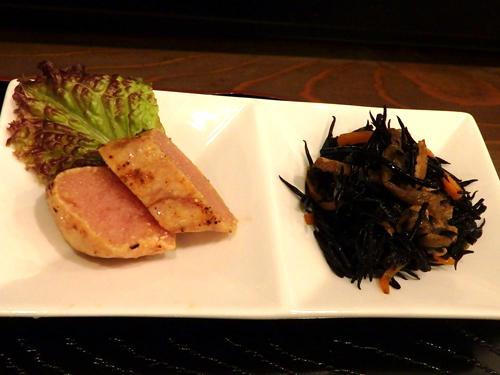 06炙り明太子ひじき煮