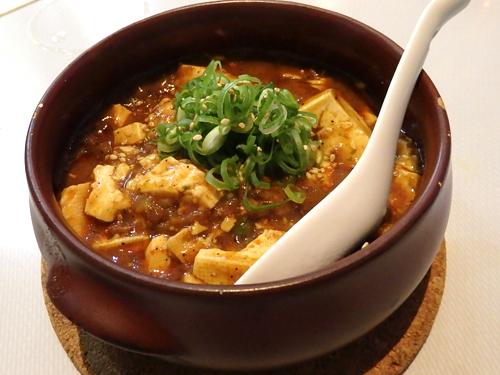 27辛~い麻婆豆腐