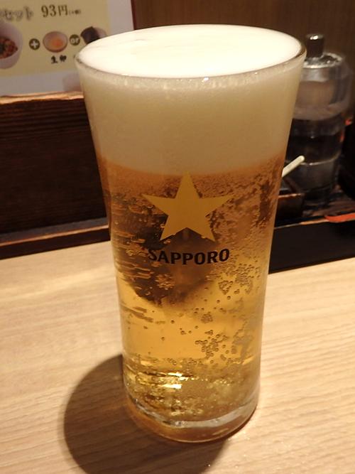 09モーニングビール