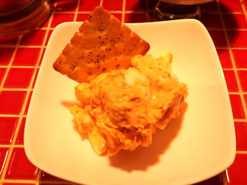 16龍の卵の玉子サラダ
