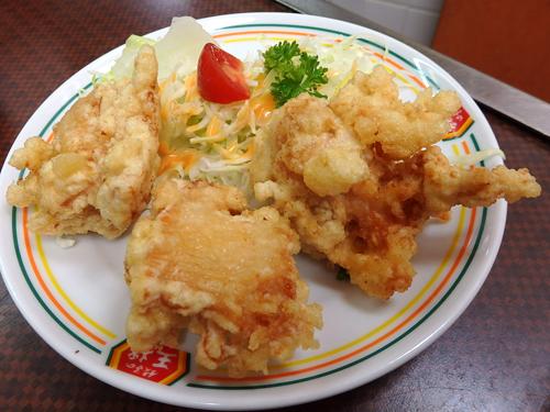 06鶏唐揚
