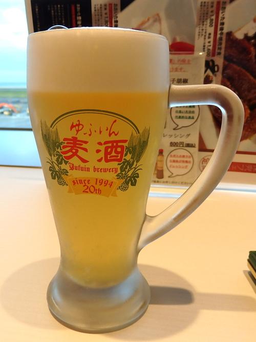 35ゆふいん麦酒