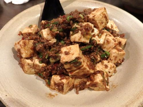 19本格麻婆豆腐