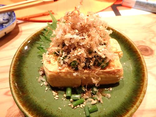 20沖縄島豆富のカリッと焼き