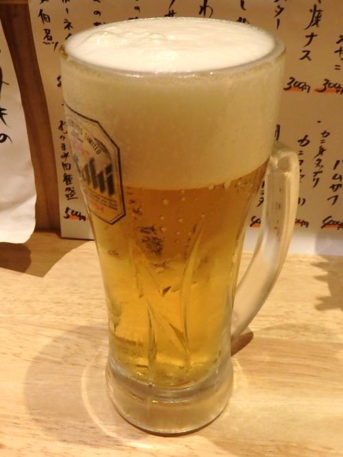 07生ビール