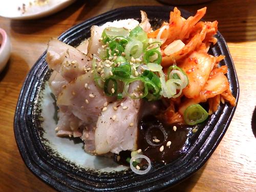 06ゆで豚キムチ