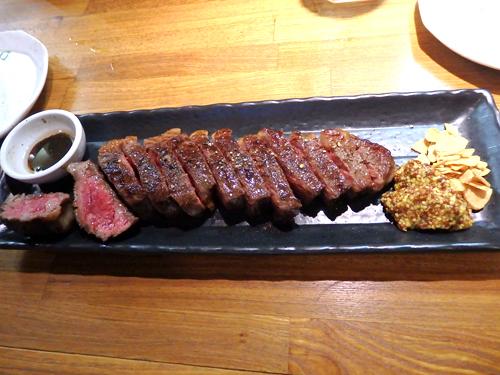 08国産牛ステーキ