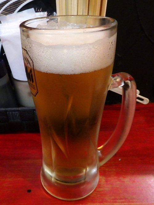 62生ビール