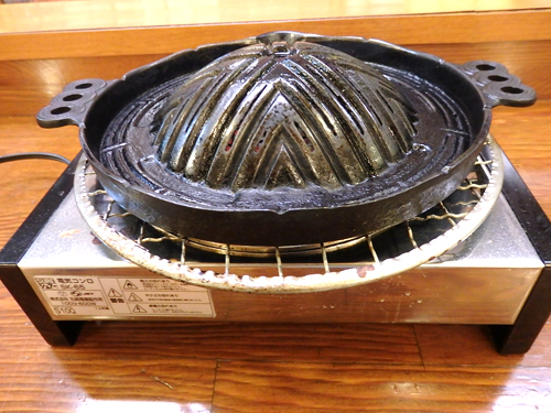 31ジンギスカン鍋