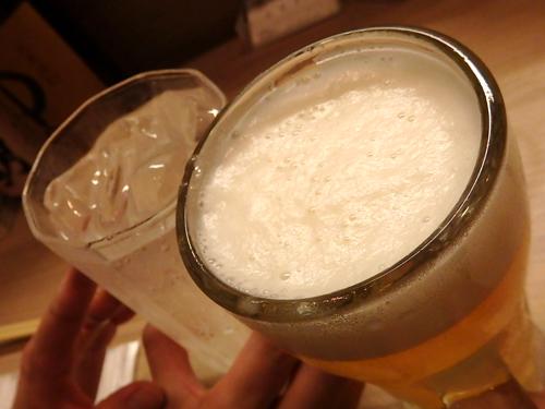 44生ビール