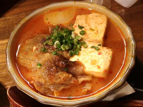 04すじジャガ豆腐の辛煮