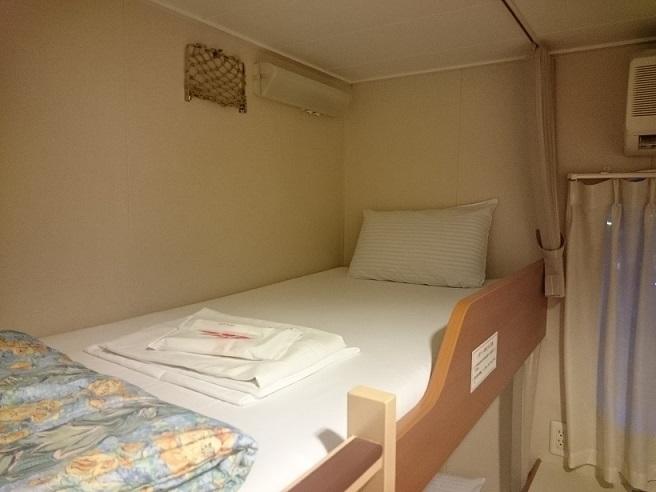 11二段ベッド