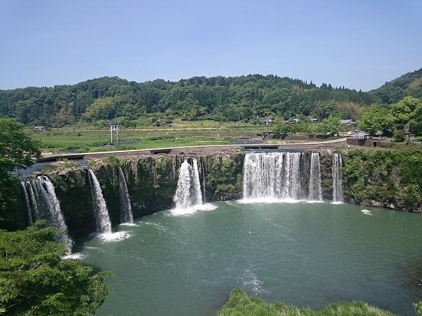 1原尻の滝