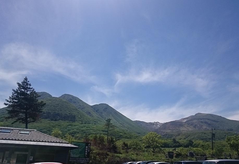 6飯田高原