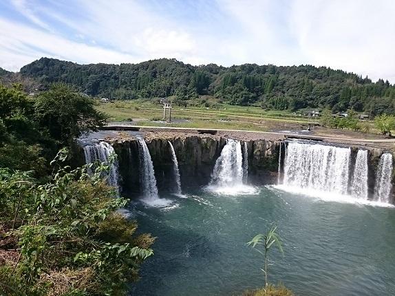 7原尻の滝