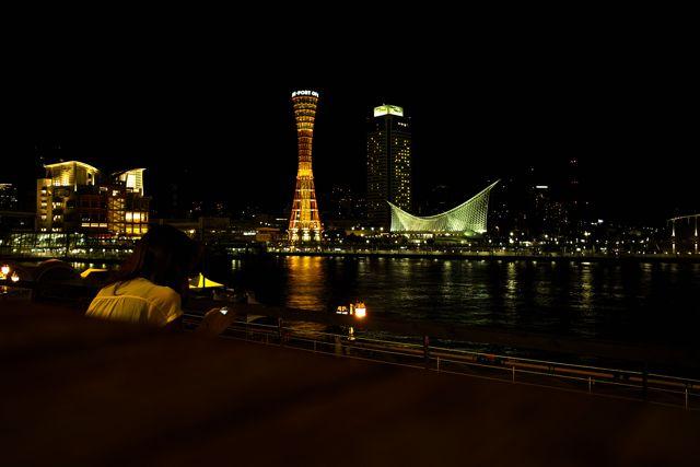 モザイク夜景1