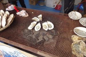 イオンレイクタウン砂たっぷりホタテ 川嶋鮮魚店