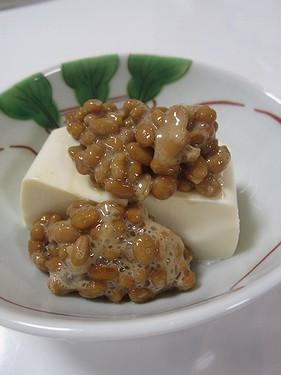 20160415 納豆豆腐