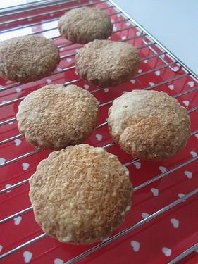 20160424ココナツクッキー (2)