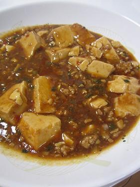 20160530 マーボー豆腐