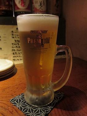 20160604串工房 (3)生ビール