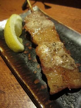 20160604串工房 (18)もち豚の黒胡椒焼