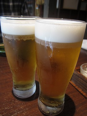 20160611 (2)生ビール
