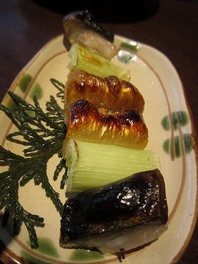 20160611 (23)サバの串焼き
