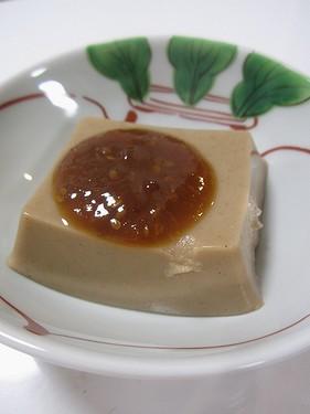 20160722 ゴマ豆腐