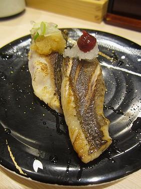 20161002 (21))秋味炙り(トロサバ・さんま)