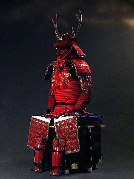 真田幸村甲冑