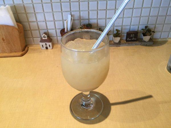 グレープフルーツジュース2