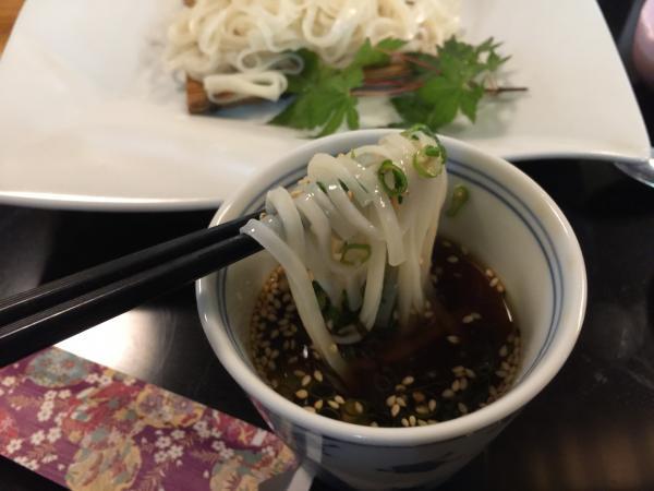 稲庭うどん麺6
