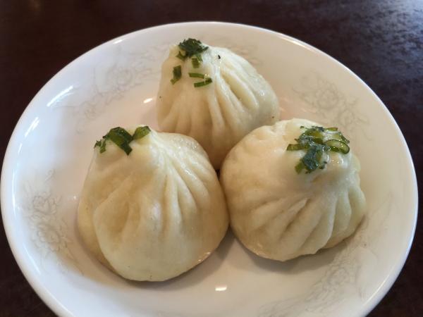 水煎包饅頭(すいちぇんまんとう)8