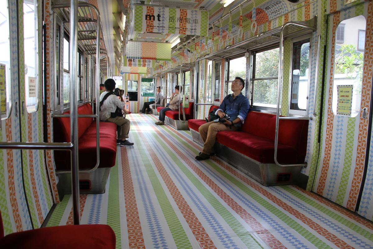 富士山隠れスポットラップ電車3