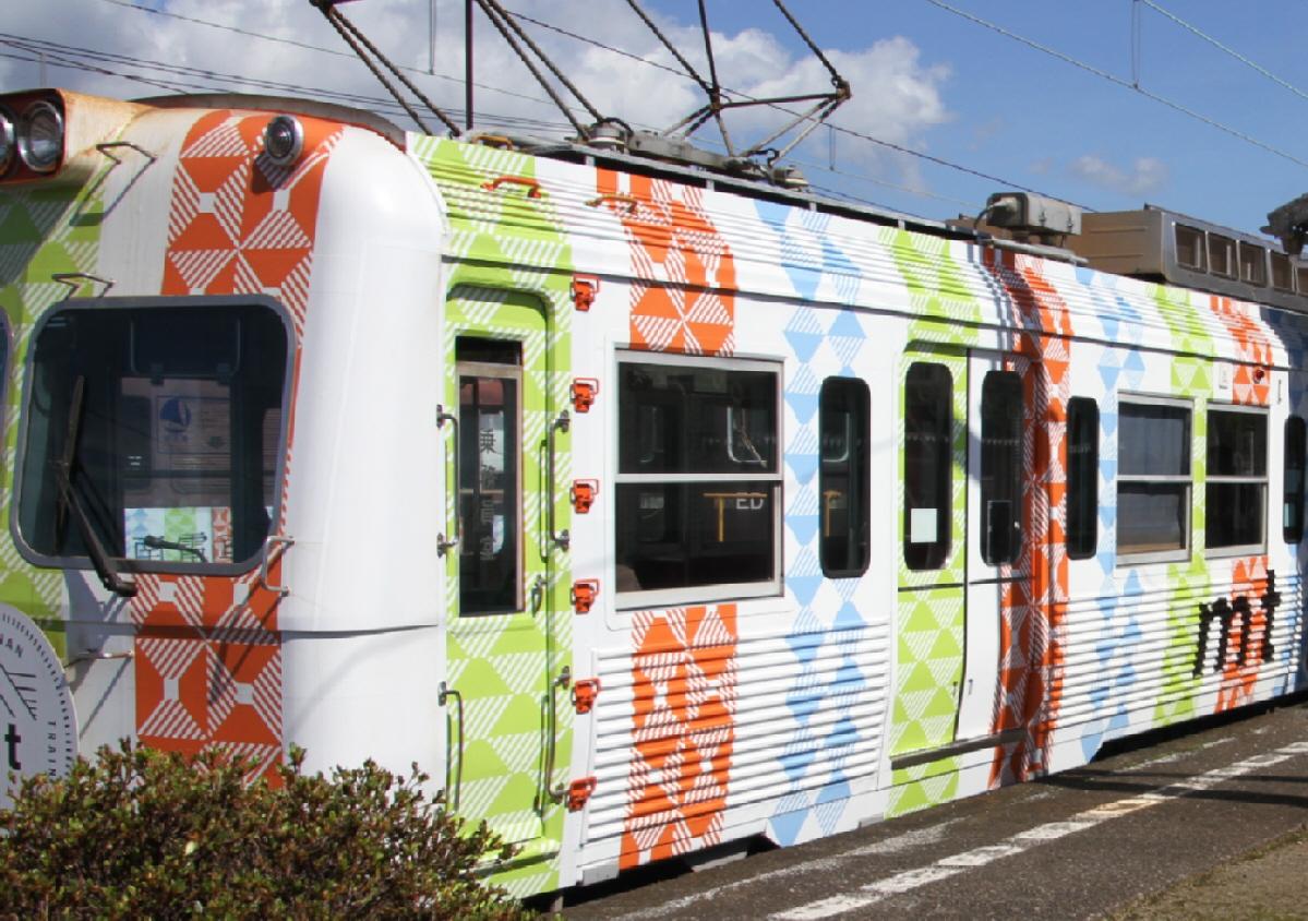 富士山隠れスポットラップ電車4