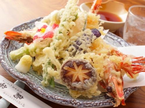 【競馬板】天ぷらの具材で本命海老天の中、競馬で言う一発ありって具材のなに?