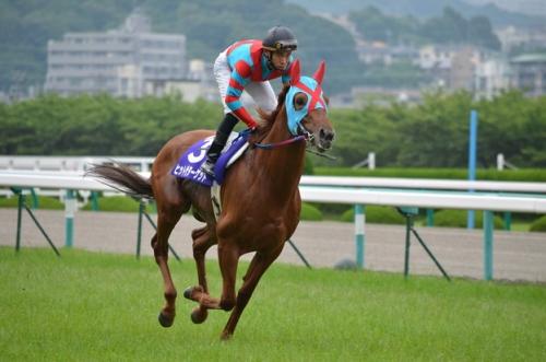【競馬ネタ】送りバントが上手そうな馬