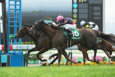 【函館スプリントS】1番人気オメガヴェンデッタ(6着) ←こんな絶対来ない馬を誰が買ってたの?