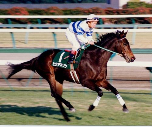 【競馬ネタ】牝馬でも牡馬に通用すると思わせた最初の牝馬ってヒシアマゾンだよな?