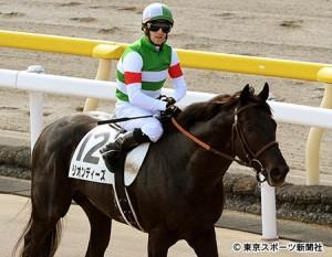 【競馬ネタ】リオンディーズも神戸新聞杯から始動、サトノダイヤモンド、エアスピネルとの3強対決へ!