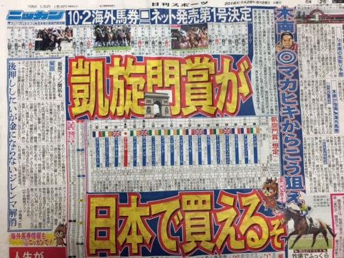 【競馬】凱旋門賞の馬券売ってJRAは25%とるの?
