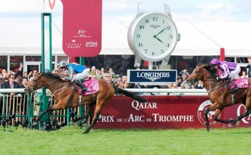 【競馬】シャンティイ2400を2分23秒で走れる馬なんて日本にいたか?
