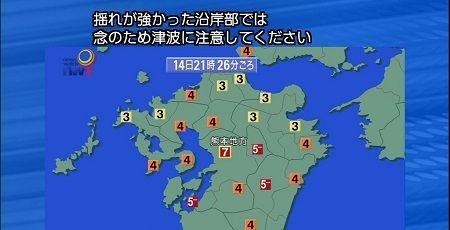 平成28年熊本地震news