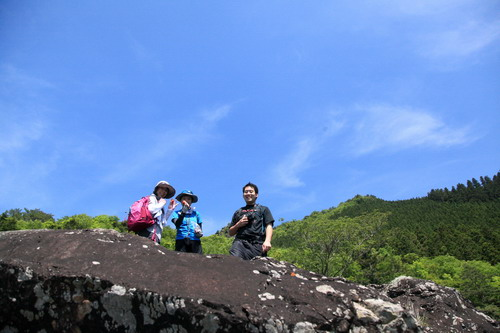 IMG_9180岩の上で